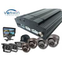 Cheap h 264 Full D1 reset password 8 channel Car dvr camera security system with Good Quality wholesale