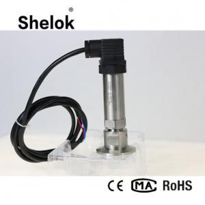 Cheap Flush diaphragm 0-5v pressure transducer sensor wholesale