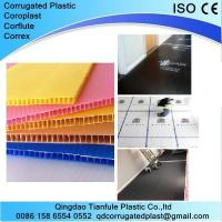 Cheap Corrugated Plastic Sheet for Floor Protection wholesale