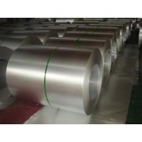 Cheap Heat Exchanger Hot Dipped Galvanized Steel Coils With Custom Cut Spangle wholesale