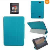 Quality Fire HD 7inch Tablet Cases And Covers Magetic Closure , Ultra - Thin Colorful for sale