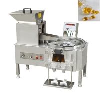 Buy cheap Desktop Capsule Tablet Pill Counter and Filler Machine Capsule Counting and from wholesalers