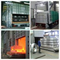 Cheap High Efficiency Bogie Hearth Furnace Multiple District Heating Frequency 60Hz wholesale