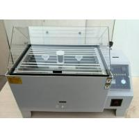 Cheap NSS CASS Test Salt Fog Chamber , Salt Spray Corrosion Testing Equipment wholesale