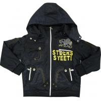 Cheap Autumn Outdoor Kids and Toddlers Hooded Fleece Jacket / Winter Baby Fleece Jackets wholesale