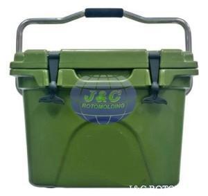 Cheap Customized Rotational Molded Cooler Box Mold , Precision Rotational Molding wholesale