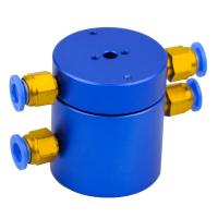 Cheap 4 Channels Electrical Pneumatic Rotary Joint Routing Electricity and Air for Automation Equipment wholesale