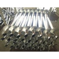 Cheap Sturdy Helical Piles Grounding And Earthing Products For Underground ISO9001 CE wholesale