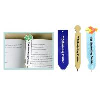 Cheap TOM104949 Paper bookmark ballpen, bookmark pen wholesale
