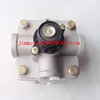 Cheap WABCO STR HOWO SHACMAN Truck relay valve Trailer Brake Relay Valve WG9000350134 wholesale