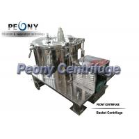 Buy cheap Top Discharge Centrifuge Equipment Medical Cannabis Extraction Machine from wholesalers
