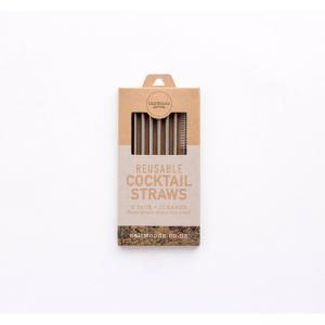 Cheap wholesale Custom Printed Stainless Steel Straws kraft Paper Box wholesale