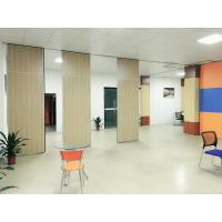 Buy cheap Aluminium Alloy Melamine Surface Soundproof Movable Wall Dividers Cheap Office Partition Walls from wholesalers