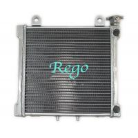Cheap Automobile Motorcycle Aluminum ATV Radiator For 03 DS650X DS650 Radiator wholesale