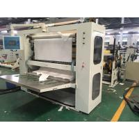 Buy cheap N Folded Hand Towel Paper Folding Machine With Root Vacuum Pump from wholesalers