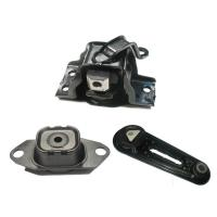 Cheap Automatic Rubber Motor Mounts , Nissan 1.6L Small Engine Rubber Mounts 11360 ED000 wholesale