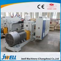 Cheap Multi Stage Wpc Board Machine , Wpc Board Production Line Automatic Feeding wholesale