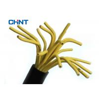 Cheap Electrical Flexible Multicore Control Cable , PVC Insulated Control Cable wholesale