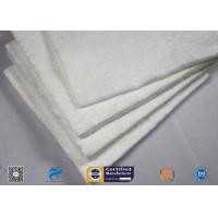 Cheap Heat Insulation Fireproof Thermal Protection Fiberglass Needle Mat wholesale