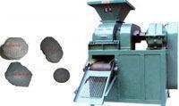 Briquette machine for egg shape