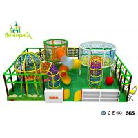 Cheap Soft Giant Indoor Playground , Family Fun Indoor Playground For 2 Year Old wholesale