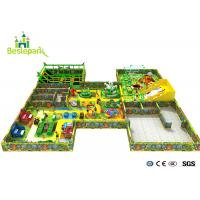 Cheap Shopping Mall Kids Indoor Playground With Amusement Equipment & Environmental wholesale