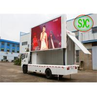 Buy cheap Exterior Truck Advertising LED Screens For Festivals / Motor Shows OEM from wholesalers