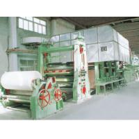 Cheap Corrugating Paper Machine for paper mill wholesale