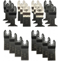 Cheap 20pcs HCS Oscillating Multi Tool Blades Quick Release For Nail Wood wholesale