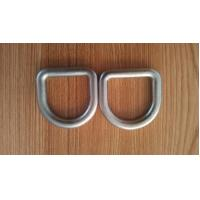 Cheap Stainless Steel D Shape Ring Safety D Buckle Forged Hardware M6 - M100 Size wholesale