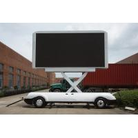 Cheap outdoor RGB full color mobile LED display billboard for stage,event,party wholesale