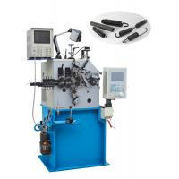 Cheap Universal Coil Spring Machine , Extension Spring Machine Automatic Oiling for sale
