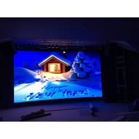 Cheap RGB Kinglight SMD2727 Led Outdoor Advertising Screens P5 32*32 Dots Resolution wholesale