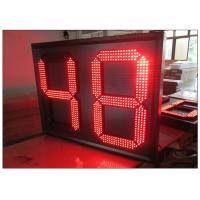 Cheap 2 Digit LED Countdown Timer with GPS / RF IR Wireless Remote / Buttons Control wholesale