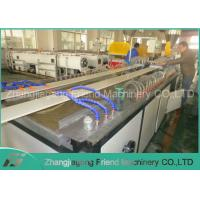 Buy cheap 80-150kg/H Capacity Wpc Board Making Machine , Wpc Foam Board Production Line from wholesalers