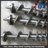 Cheap Auger helical screw piles feeder wholesale