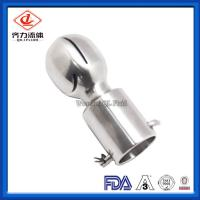 Cheap Welded Sanitary Tank Fittings Clip On Connection Sanitary Spray Balls wholesale
