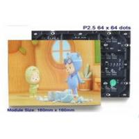Cheap Die Casting Cabinet  HD LED TV Indoor  for Commercial Advertising / Exhibition wholesale