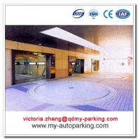 Cheap Vehicle Turning Table Automobiles Turning Platform Auto Show Turn Table Revolving Plate wholesale