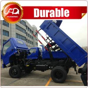 Cheap 5ton 6t Forland Dump Truck dumper 4*4 small dump truck wholesale