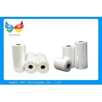 Strong Flexible PVC Shrink Film , Pvc Transparent Film Excellent Printability