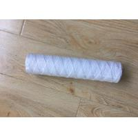 Cheap 10 Inch 5 Micron PP Yarn String Wound Water Filter Cartridge for Water Purifier wholesale