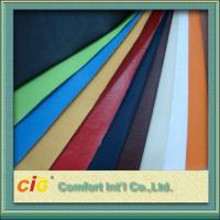 0.4mm - 0.7mm Polyurethane Synthetic Leather Fabric For Garment