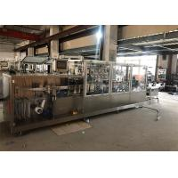 Cheap Auto Olive Oil Plastic Ampoule Filling And Sealing Machine GGS-240 Module With 10 Head wholesale