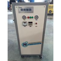 Cheap CE Nitrogen Gas Generator 3m3/H Purity 95% For Vehicle Tyres Filling System wholesale