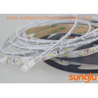 Waterproof SMD3528 60D Display Cabinet Flexible LED Strip light LED tape with male plug L822