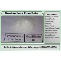 Cheap Steroid Hormone Powder Drostanolone Enanthate / Masteron Enanthate For Muscle Gains wholesale