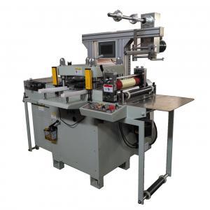 Cheap Kiss Cut & Through Cut PVC Label Die Cutting Machine Cutting Area 300*300 ( mm ) wholesale