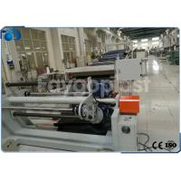 Cheap High Output PVC Board Making Machine , Plastic Sheet Manufacturing Machine wholesale