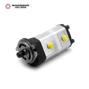 Cheap 60086040 Hydraulic Double Gear Pump , P097-16 High Pressure Hydraulic Gear Pump wholesale